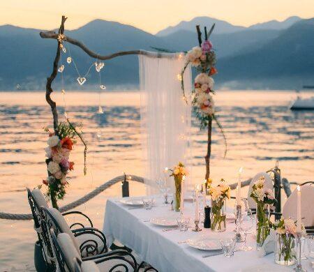 Menu de mariage d'été : 3 menus originaux
